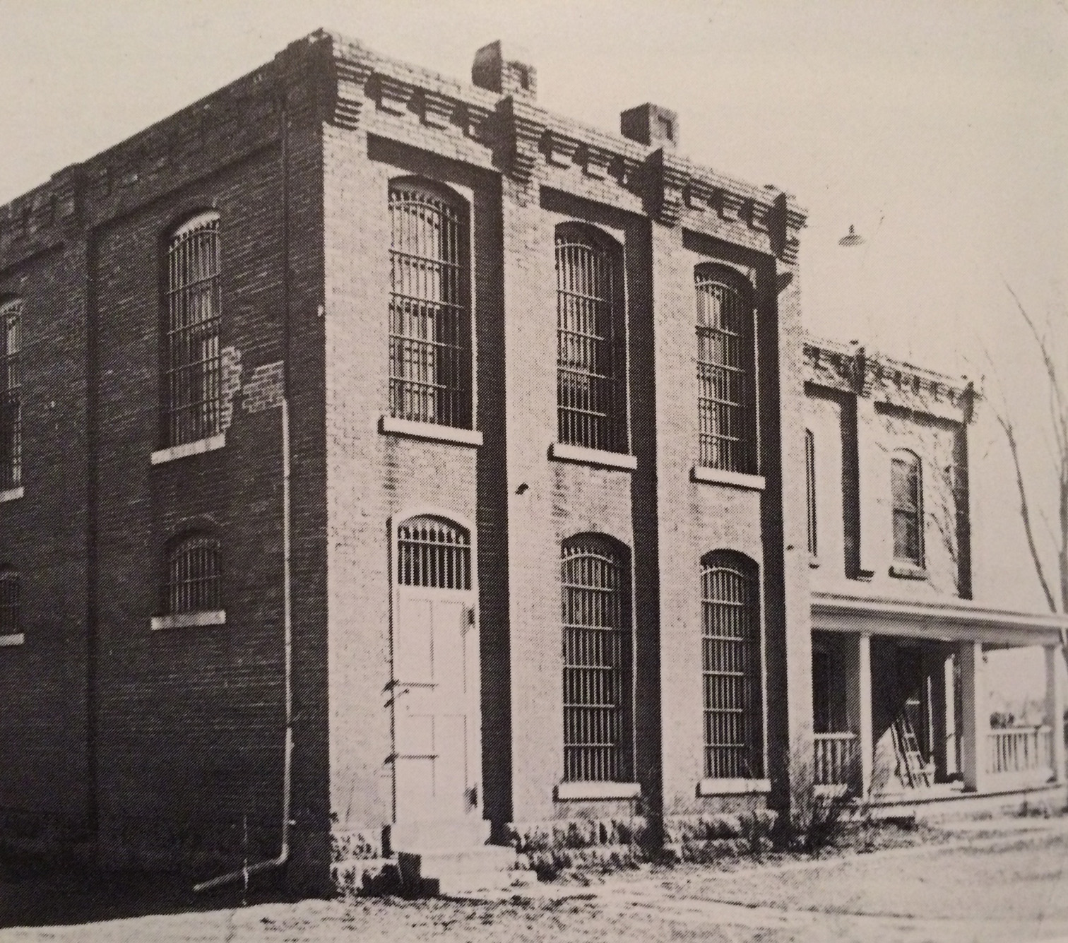 Old Laclede County Jail