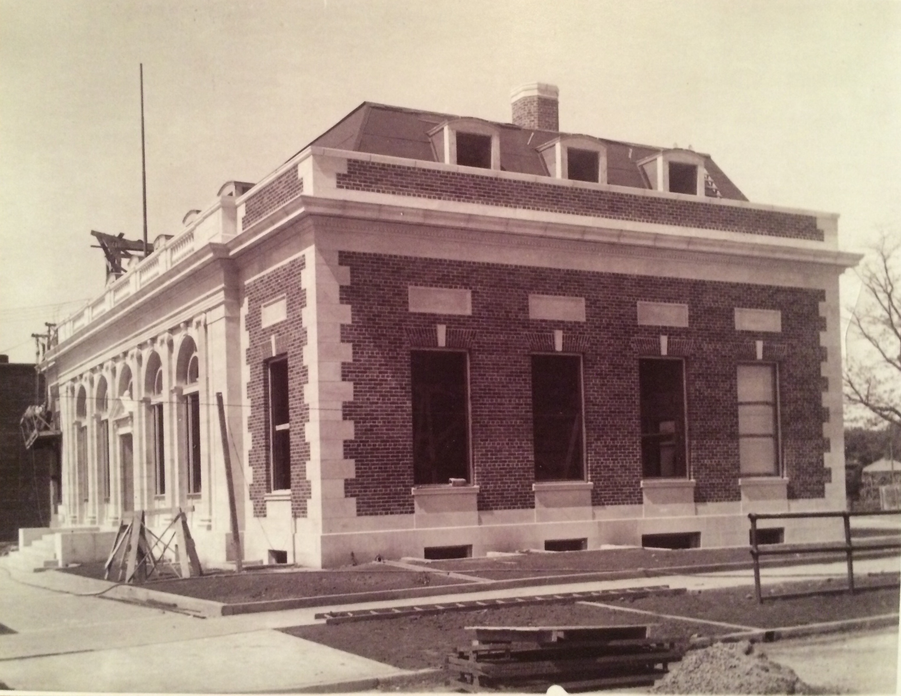 Post Office Construction
