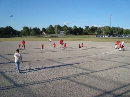 T-Ball Game